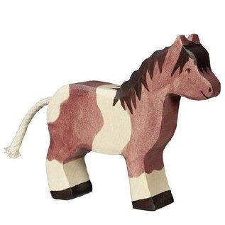 Holztiger Wooden Animal Figures ~ Horses & Ponies ~ by Holztiger