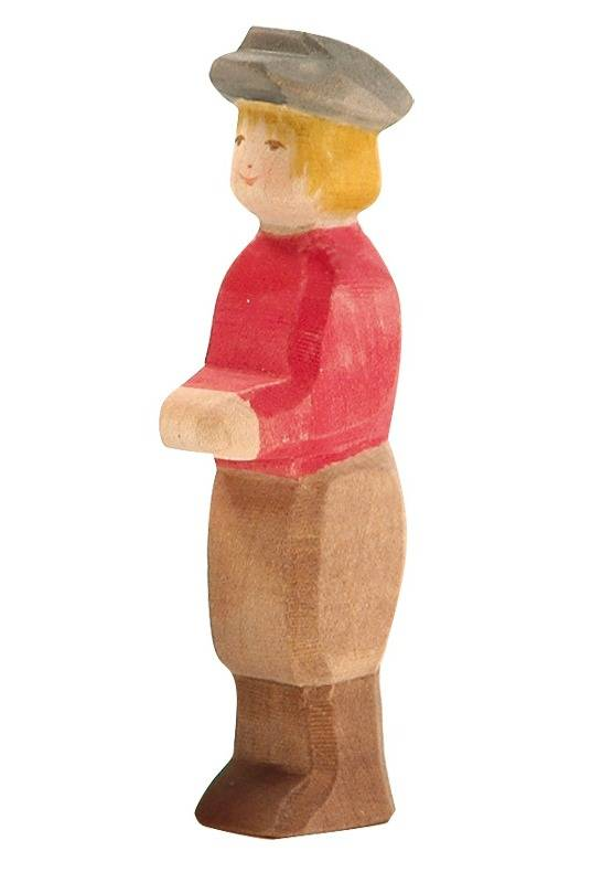 Ostheimer Wooden Figures ~ People ~ by Ostheimer