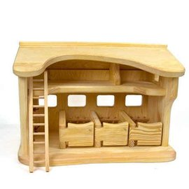 Ostheimer Wooden Horse Stable by Ostheimer {Special Order}