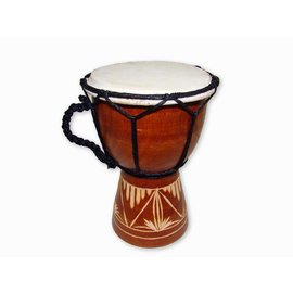 "Jamtown Djembe Junior 6"" Drum by Jamtown (Fair Trade)"