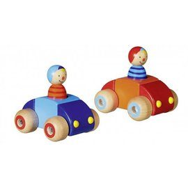 Goki Vehicle With Man & Horn by Goki