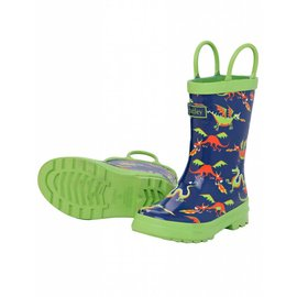 "Hatley ""Boy"" Rubber Boots By Hatley"