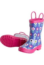 "Hatley ""Girl"" Rubber Boots By Hatley"