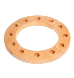 Grimms Wooden Birthday Ring by Grimms