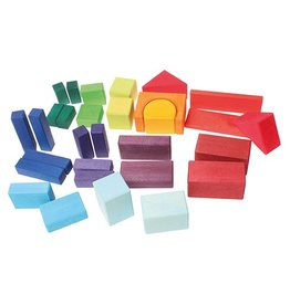 Grimms Wooden Building Blocks by Grimms