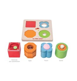 Le Toy Van Petilou Sensory Tray 4 Piece Set by Le Toy Van