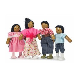 le toy Dolly Family by Le Toy Van