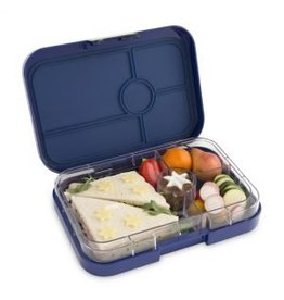 Yumbox Yumbox Leak Proof Bento Box Larger Tapas 4 Compartment