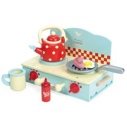 Le Toy Van Camper Mini Stove Set by Le Toy Van