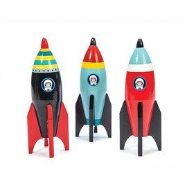 le toy Space Rocket by Le Toy Van