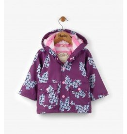 "Hatley ""Girl"" Baby Rain Coat by Hatley (F17)"