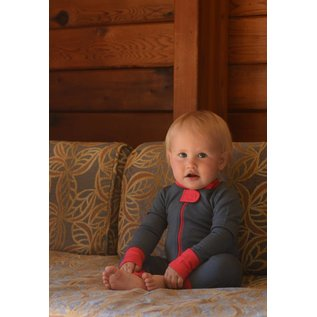 Wee Woollies Merino Wool Zip Sleeper by Wee Woollies