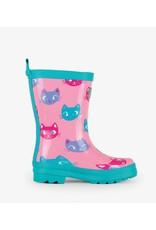 "Hatley ""Girl"" Rubber Boots By Hatley (No Handle)"
