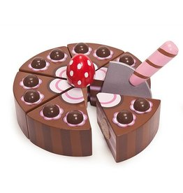 Le Toy Van Honeybake Wooden Toy Cake Sets