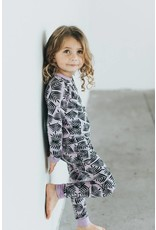 Bambi & Birdie Bambi and Birdie 2 Piece Pajama set