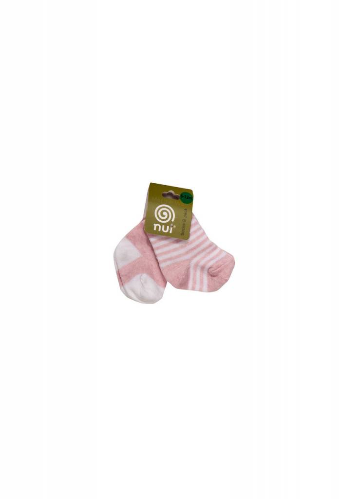 Nui Organics Merino Wool Infant Sock 2-Pack by Nui Organics