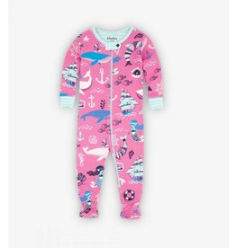 Hatley 100% Organic Cotton Footed Coverall by Hatley