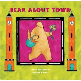 Barefoot Books Bear Series Board Books