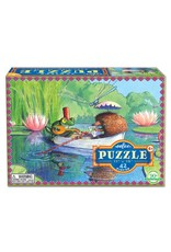 Eeboo 42-Piece Puzzle by Eeboo