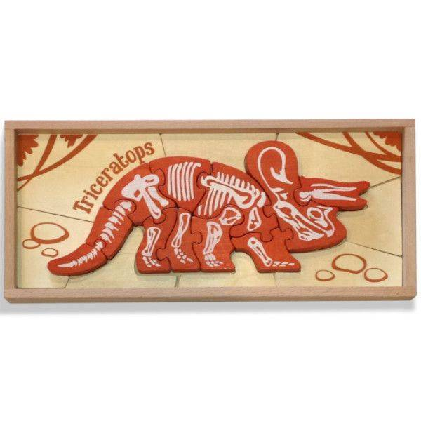 Begin Again 3-D Wooden Puzzle in Tray by Begin Again