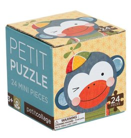 Petit Collage Petit Puzzle Mini 24-Piece by Petit Collage