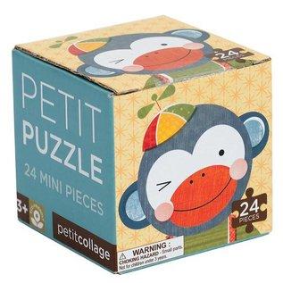 Petit Collage Petit Puzzle Mini 24-Piece by Petit Collage