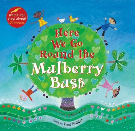 Barefoot Books Paperback with Music CD