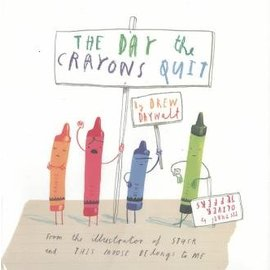 The Day the Crayons... Hard Cover Books