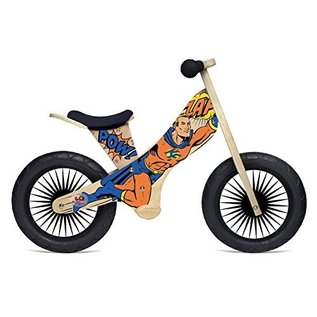 Kinderfeets Wooden Balance Bike by Kinderfeets