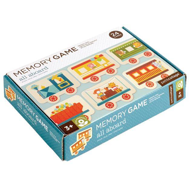 Petit Collage Memory Games by Petit Collage