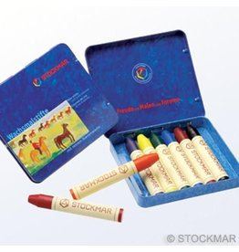 Stockmar Beeswax Crayons by Stockmar (Various Packs)