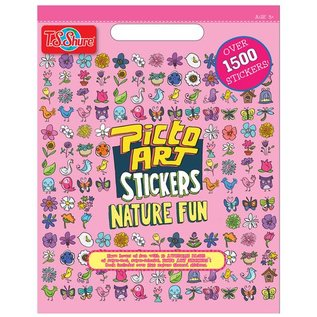 TS Shure Large Sticker Book by TS Shure