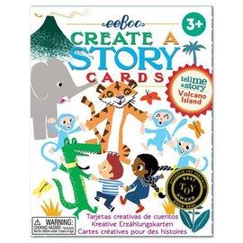 Eeboo Create A Story Cards by Eeboo