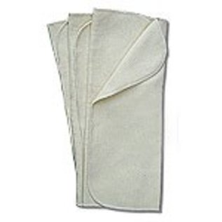 AppleCheeks 2-Layer Bamboo One-Size 2-Pack Cloth Diaper Inserts (AppleCheeks)