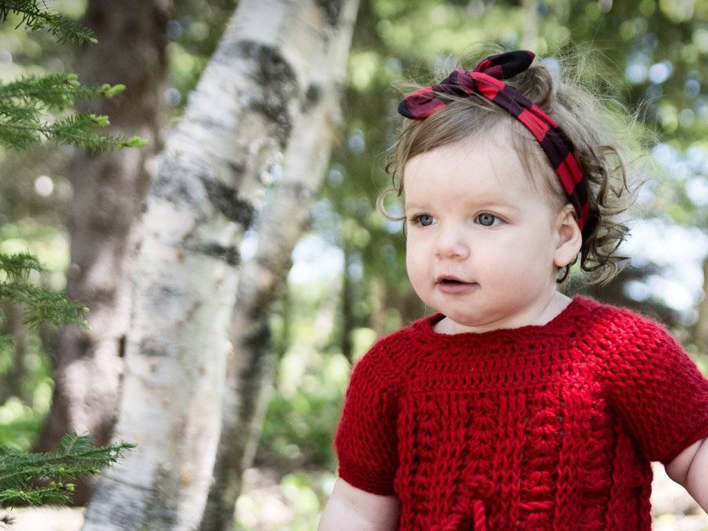 Baby Wisp Knotted Headband by Baby Wisp