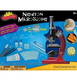 Scientific Explorer Newton Microscope Kit