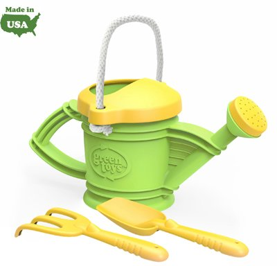 Green Toys Watering Can by Green Toys