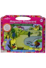 Eeboo Make Me a Story Magnetic Playboard - Forest Adventure