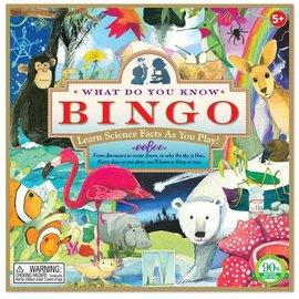 Eeboo Earth Science Bingo Game