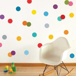 Petit Collage Large Fabric Wall Decal Set by Petit Collage