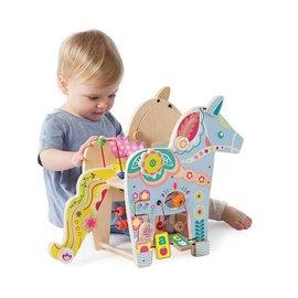 Manhattan Toy Playful Pony Activity Toy