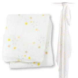 Lulujo Bamboo Muslin Blanket by Lulujo