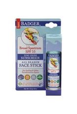 Badger Badger Natural Sunscreen Face Sticks SPF 35