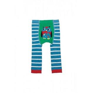 Frugi Organic Cotton Knitted Leggings by Frugi