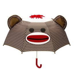 Schylling Sock Monkey Umbrella