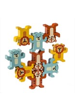 Schylling Stack and Play Wooden Animals