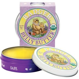 Earth Mama Belly Butter by Badger Balm