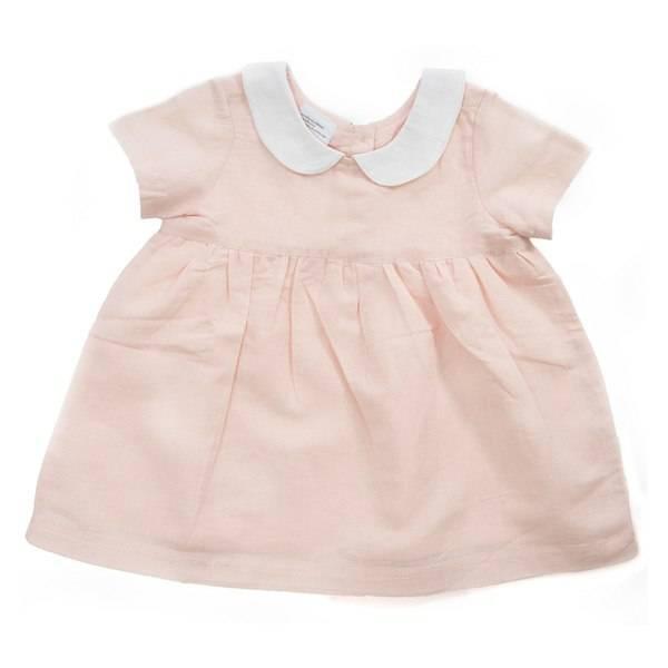 Beba Bean Linen Party Dress by Beba Bean