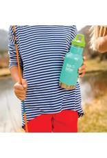 Klean Kanteen Kids Klean Kanteen Stainless Steel Water Bottle 12oz Insulated with Loop Cap