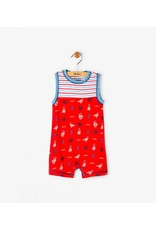 Hatley Cotton Romper by Hatley